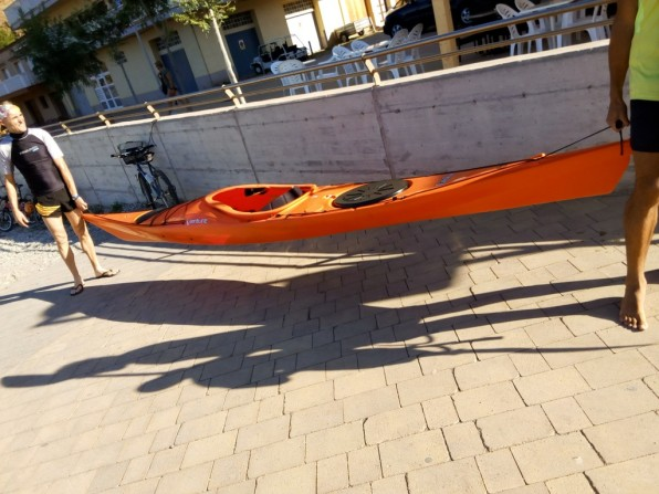 Kayak (duh!)