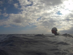 Respirar, orientarse, nadar