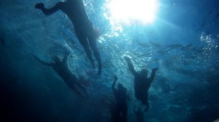 Nadar es lo más parecido a volar sin alas...
