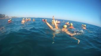 Nadar en las Vies Braves puede tener efectos secundarios imprevistos...