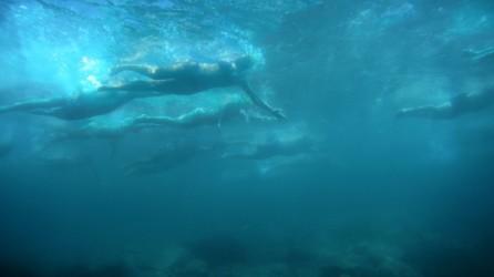 Vista subacuática