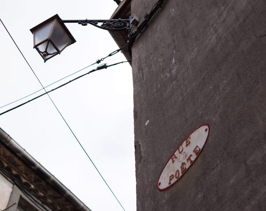 Calle del poeta